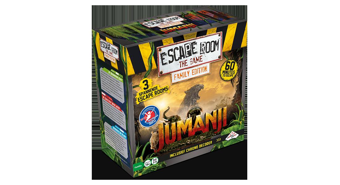 Escape Room The Game Jumanji Family Edition