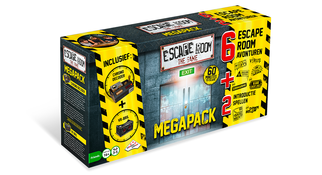 Escape Room The Game Megapack