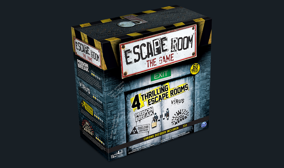 Escape Room The Game 1