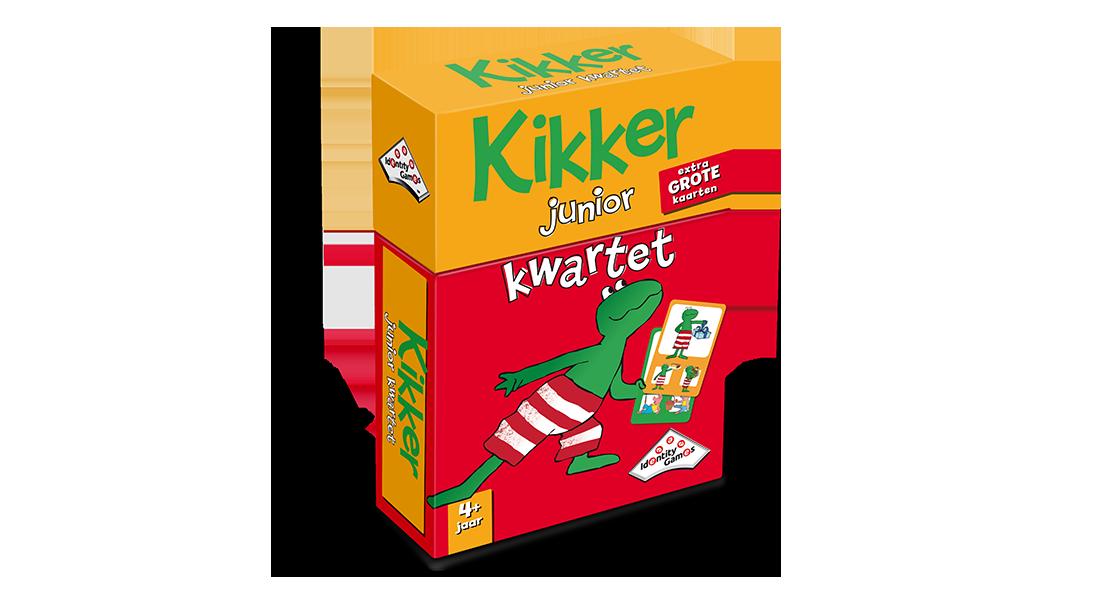 Kikker Jr. Kwartet