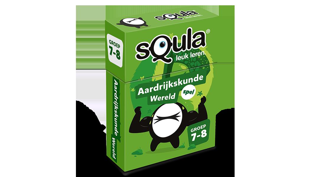 Squla Aardrijkskunde