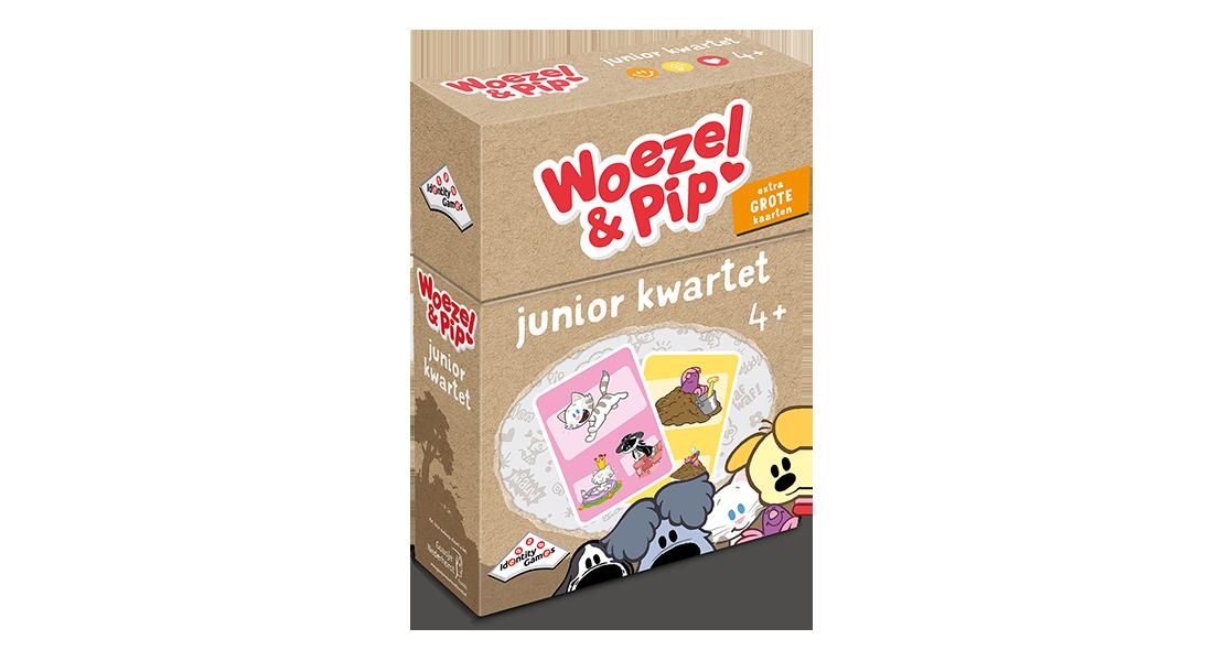 Woezel & Pip Jr. Kwartet