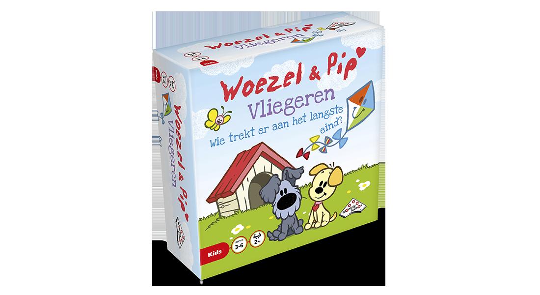 Woezel & Pip Vliegeren