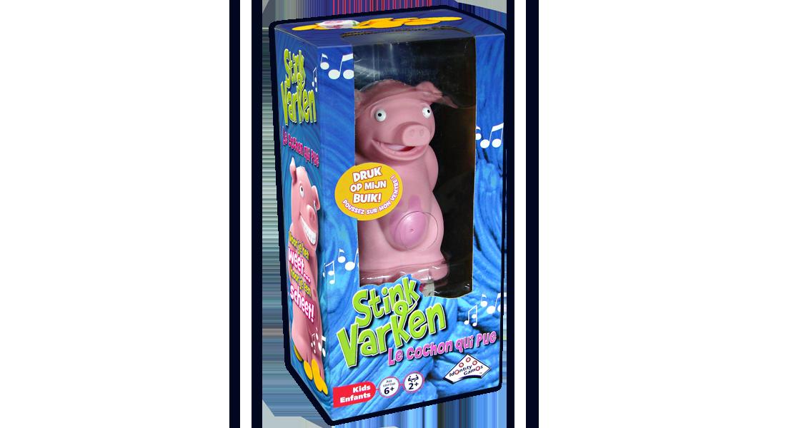 Stinkvarken