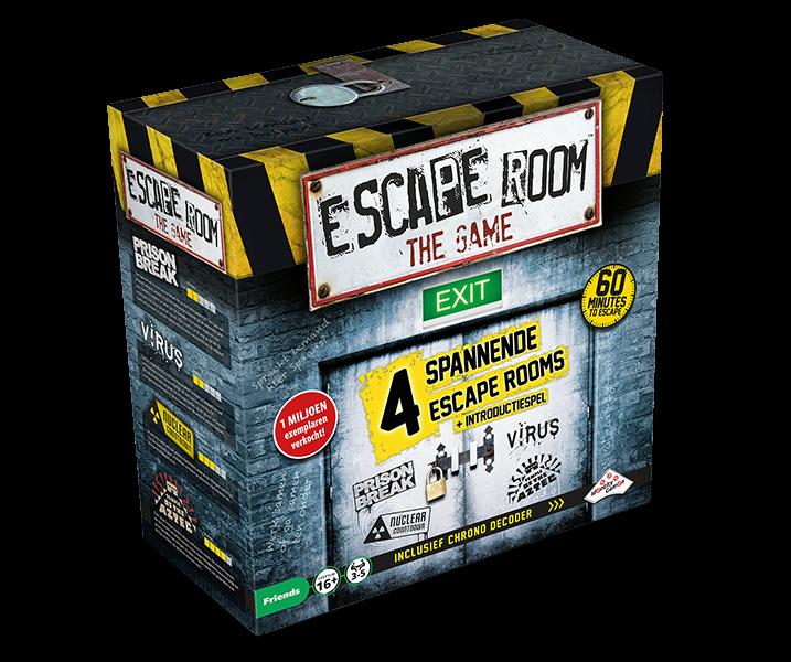Escape Room The Game 1 doos