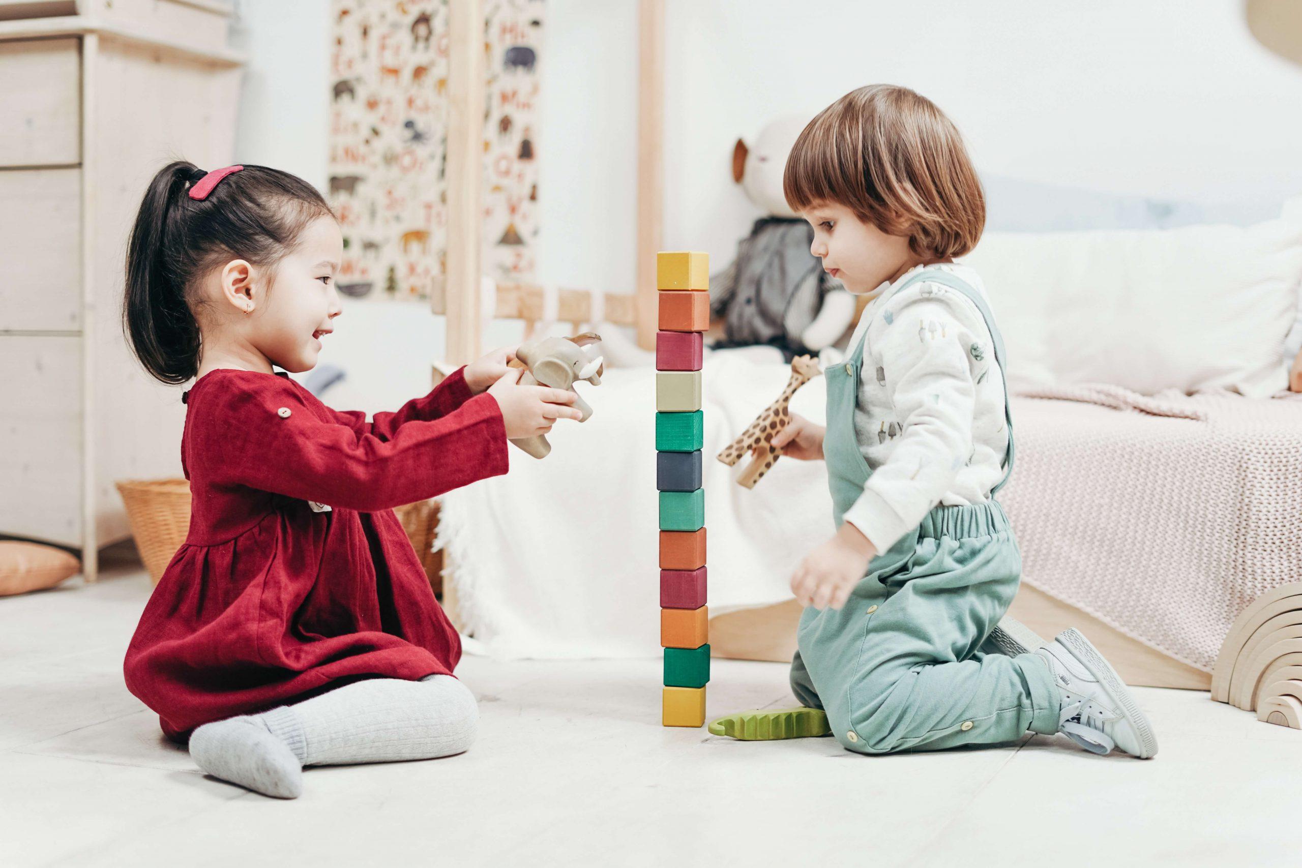 De rol van spellen in de ontwikkeling van kinderen