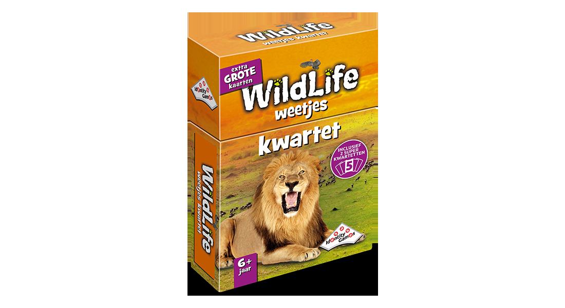 Wildlife Weetjeskwartet