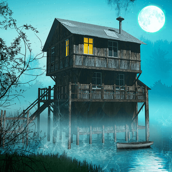 House by the Lake (Escape Room The Game)