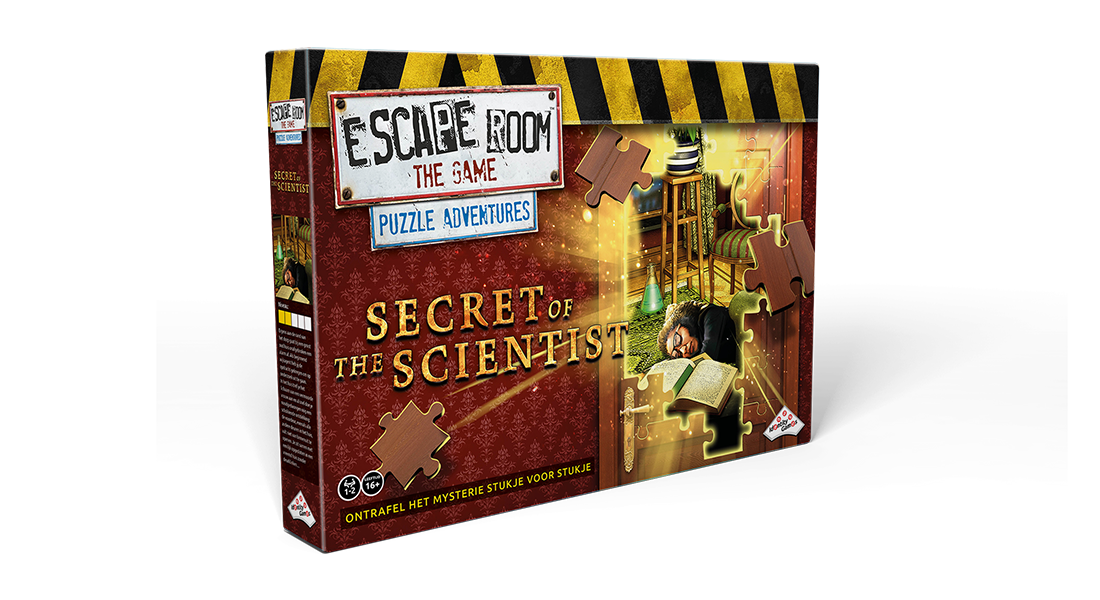 Escape Room The Game Puzzle Adventures
