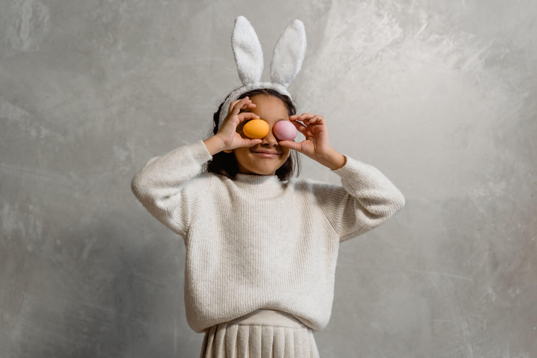 3 originele ideeën voor Pasen met het hele gezin