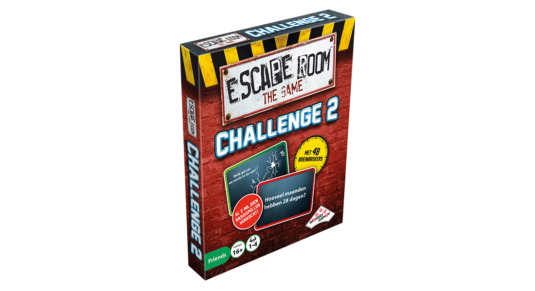 Escape Room The Game Challenge 2