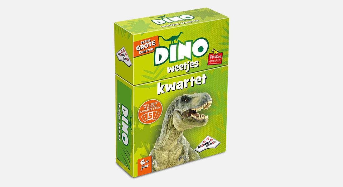 Dino Weetjeskwartet