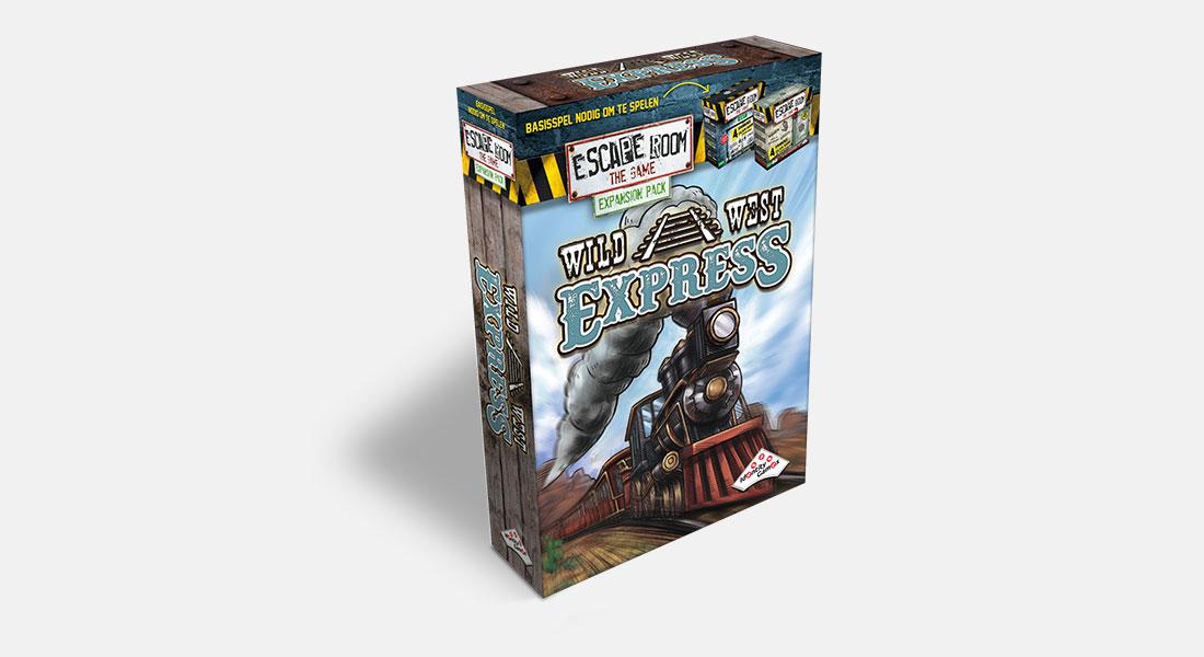 Escape Room The Game uitbreiding Wild West Express