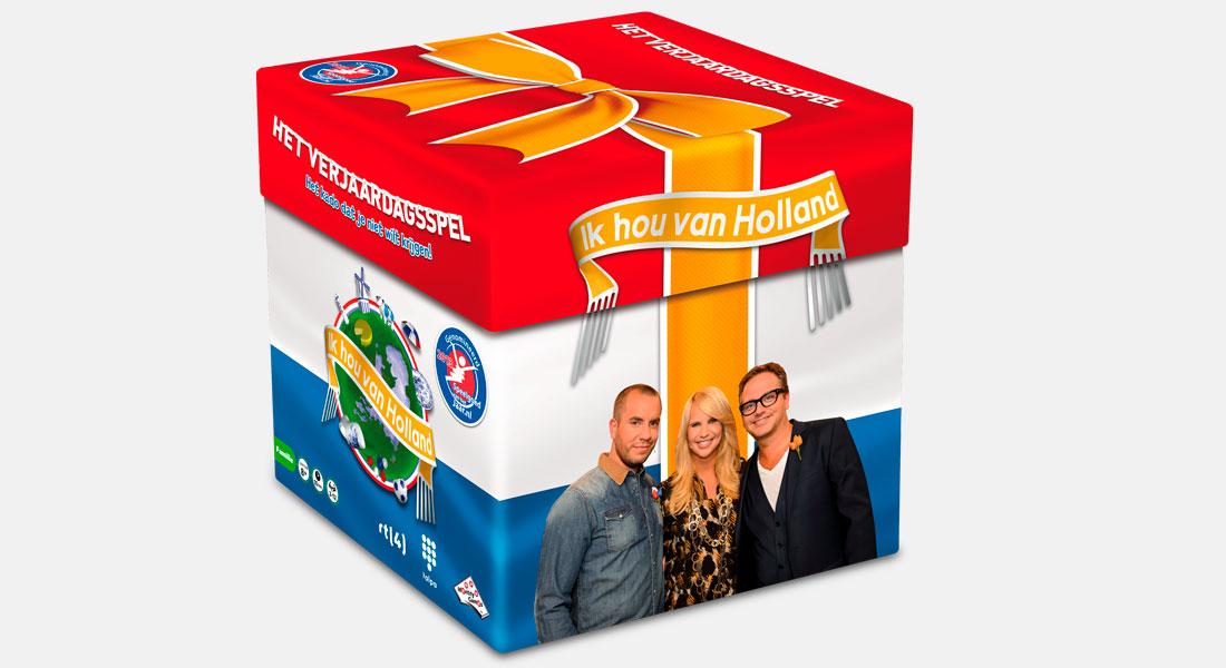 Ik hou van Holland Verjaardagsspel