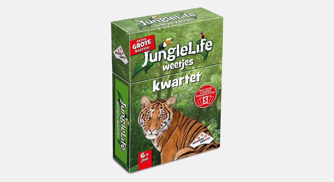 Junglelife Weetjeskwartet