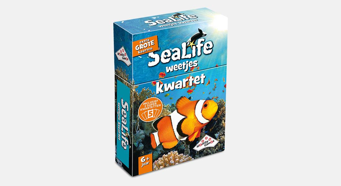 Sealife Weetjeskwartet