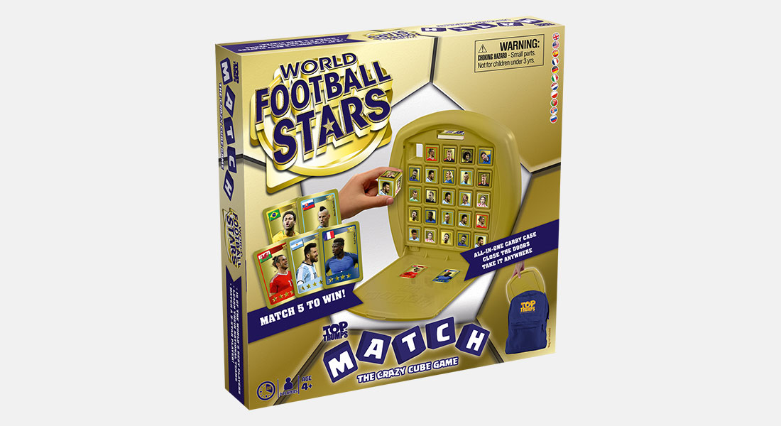 Match World Football Stars