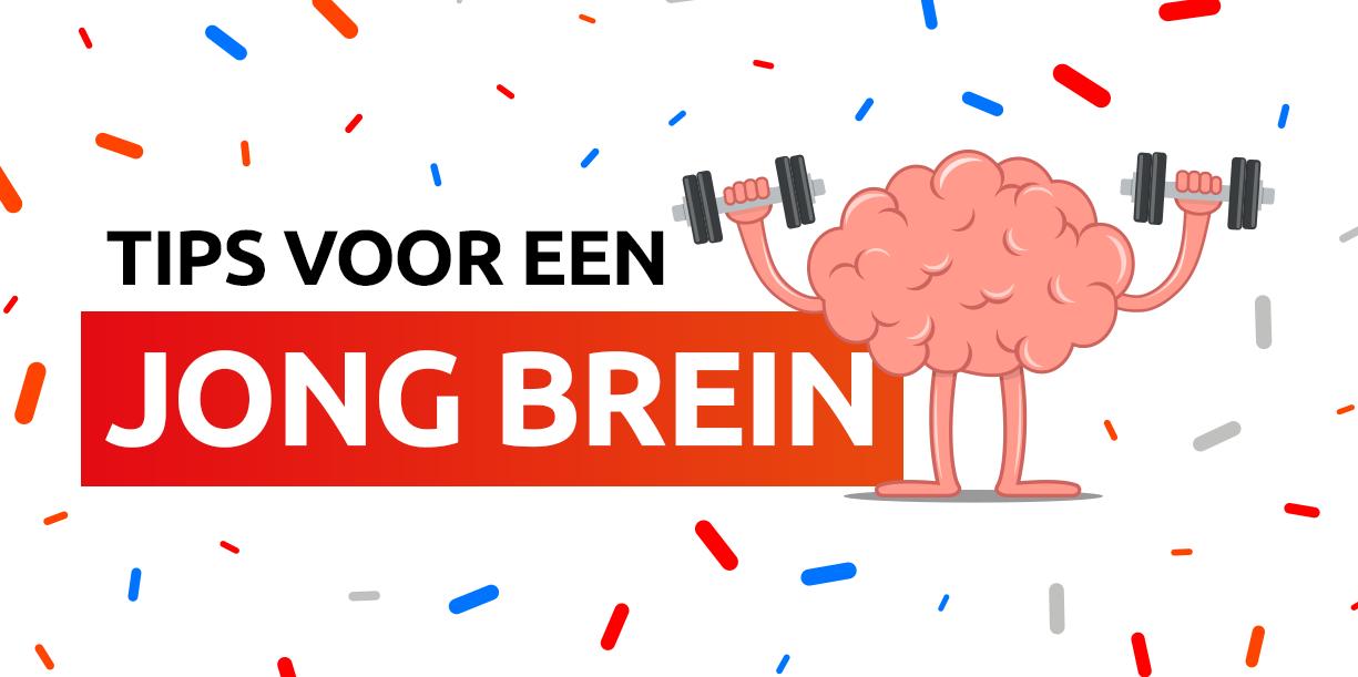 7 tips voor een jong brein